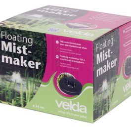 Floating mist maker