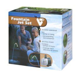 Fountain Jet Set
