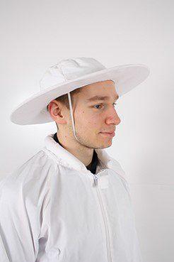 bijenhof  katoenen hoed
