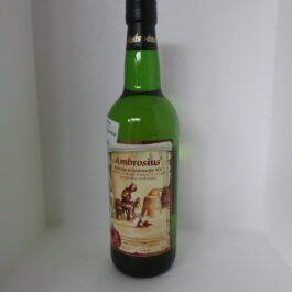 Ambrosiawijn wit  75 cl