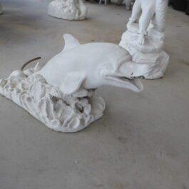 Dolfijn witsteen