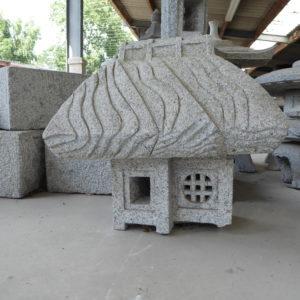 granieten huisje japan