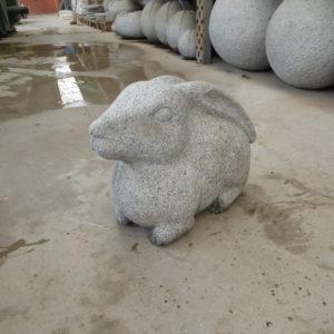 granieten konijn klein