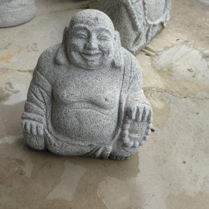 granieten boeddha klein