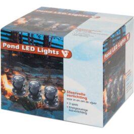 VT Pond led lights