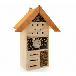 Insecthome hout midden