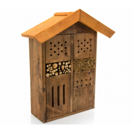 Insecthome hout groot