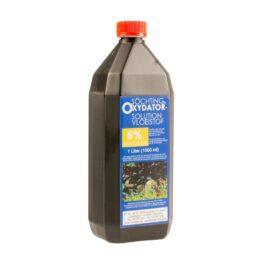 Oxydator vloeistof 6 % 1 L.