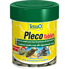 Tetra Pleco tablets 120 tablets