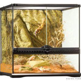 Terrarium incl. Achterwand 45 x 45 x 45 cm