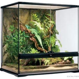 Terrarium incl. Achterwand 60 x 45 x 60 cm