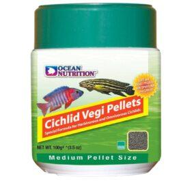 Ocean nutrition Cichlid vegi pellet Medium