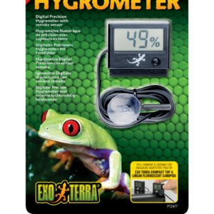Exo Digitale Hygrometer met voeler