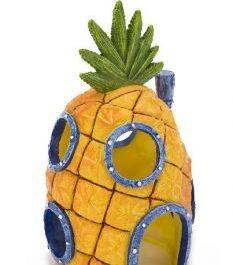 Ananas huis Spongebob  16,5 cm