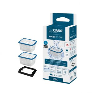 Ciano Water clear small 2 st