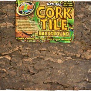 Natural corck background 30 x 30 cm