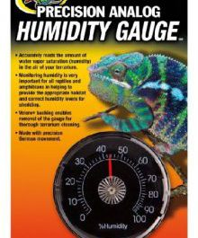 Analoge Humidity cauge
