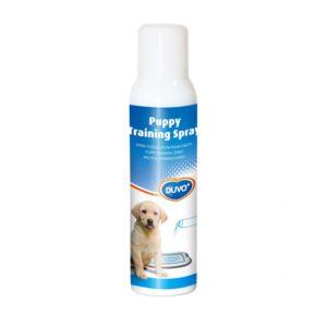 Puppy training spray