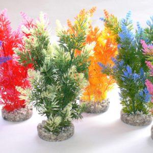 Kunststof plantjes aquarium