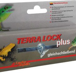 Terra lock 2.5-8 cm verschillende sleutel