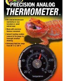 Analoge reptile themometer
