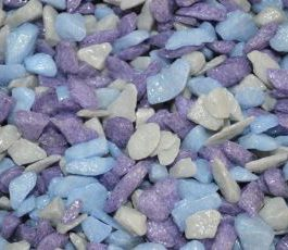 VDL Fancy mix lila/paars 6-9 mm   1 kg