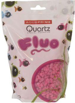 Stenen Fluo Roze 1 kg