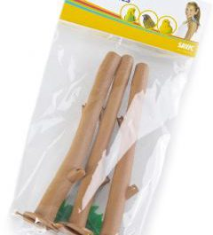 Twiggy zitstok plastiek 3 st.