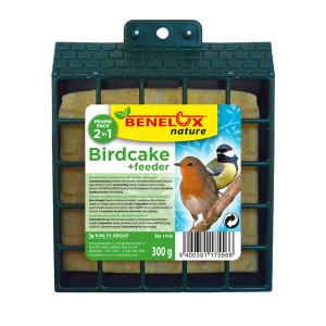 Birdcake 300 gr in houder