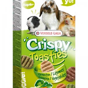Crispy Toasties groenten