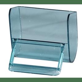 Front voederbakje groen transparant