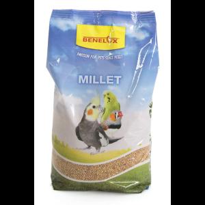 Millet geel ( rondzaad ) 1 kg