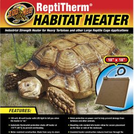Repti habitat heater 46 x 46 cm