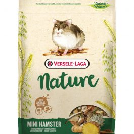 Hamster mini Nature 400 gr
