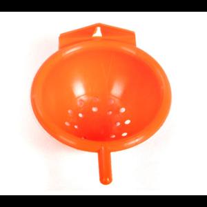 Nest oranje + zitstokje