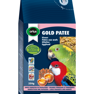 Orlux Gold patee Grote parkiet 1 Kg