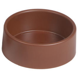 Pot konijn/hond plastiek 18 cm