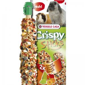 Crispy stick konijn/cavia fruit