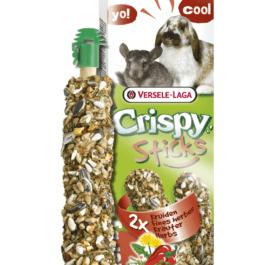 Crispy stick konijn/chinchilla kruiden