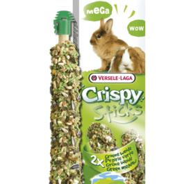 Crispy mega stick konijn/cavia Groene weide