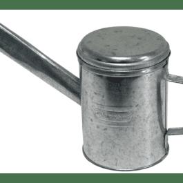 Zaadgieter in metaal