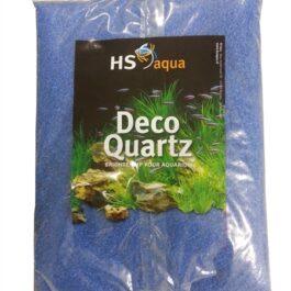 Deco quartz 2-3 mm Neon blauw 4 Kg