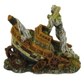 Sinkin boat 15 cm