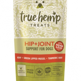 Hip + Joint Treats 50 gr.