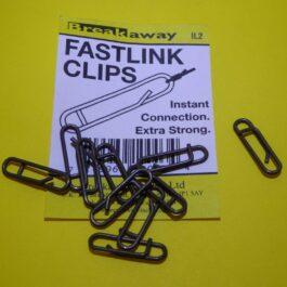Fastlink clips