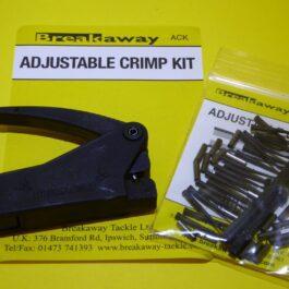 Adjusteble crimp kit