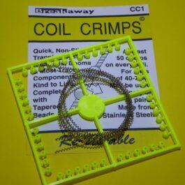 Coil crimps