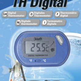 Digitale thermometer met voeler