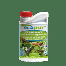 Ecopur Ferrimax tegen slakken 400 gr