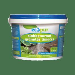 Ecopur Slakkenvraat strooikorrels 2,5 Kg